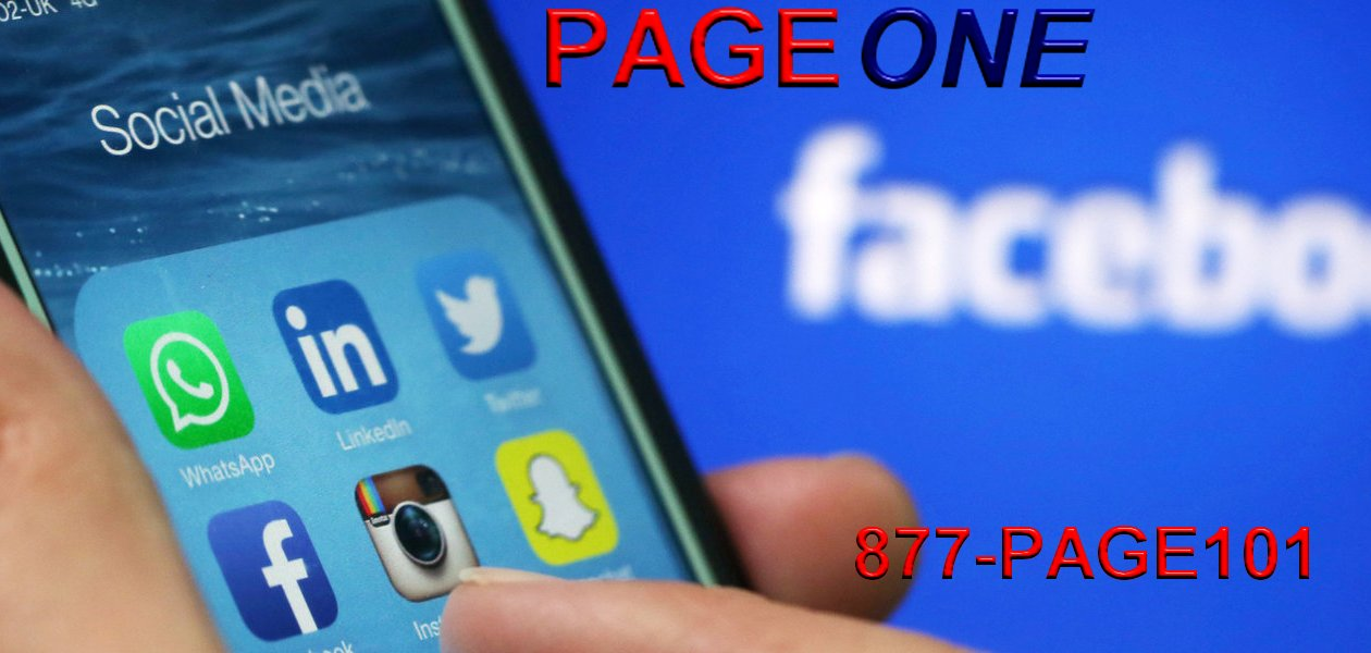 Page One Social Media